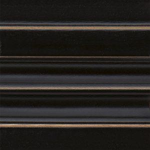 W7 Nero spigolato
