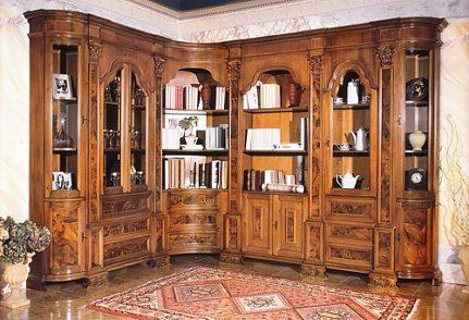 Obývačka Baroko 1