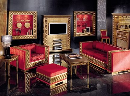 Obývačka Phedra Glamour