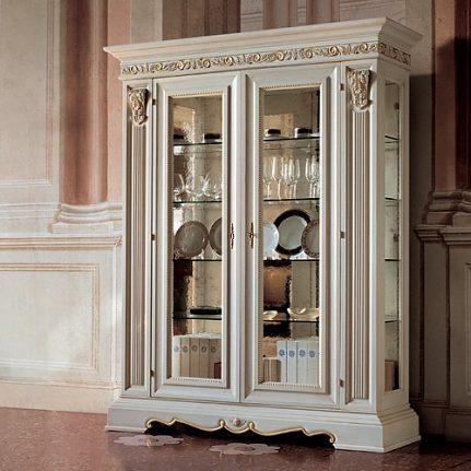 Presklená vitrína BK4000