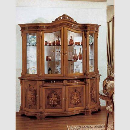 Baroková vitrína BAR1606