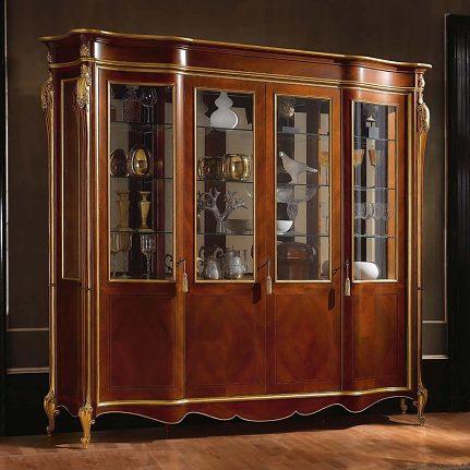 Luxusná vitrína Si690-N
