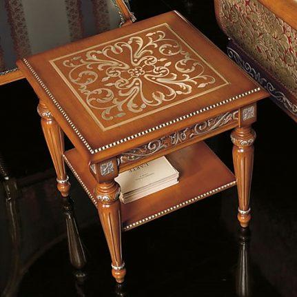 Príručný stolík BK4009/TL svetlý orech