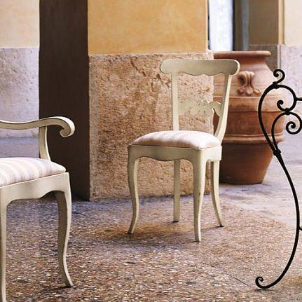 Čalúnená stolička Md459