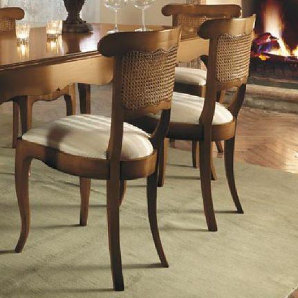 Čalúnená stolička Md410