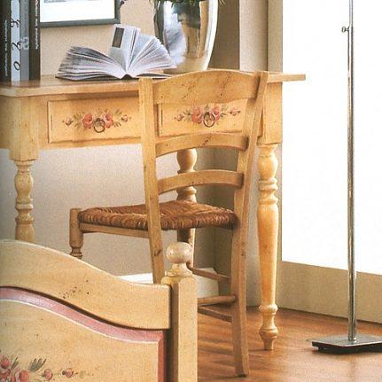 Drevená stolička DM1427/A