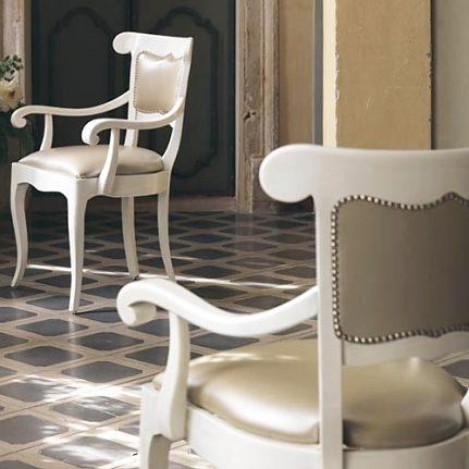 Stolička s opierkami Madeira Md494