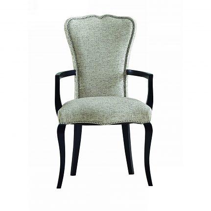 Čalúnená stolička s opierkami 1036-C