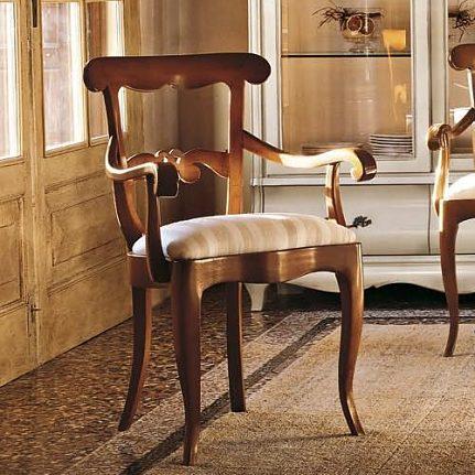 Stolička s opierkami Madeira Md411