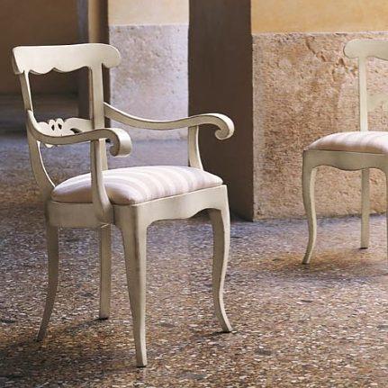 Stolička s opierkami Madeira Md461