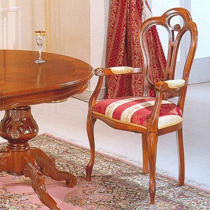 Stolička s opierkami OTO1838