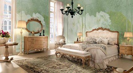 Spálňa Rose 6