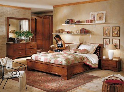 Spálňa Provence 3
