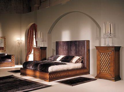 Spálňa Phedra 1