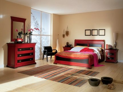 Spálňa Phedra 4