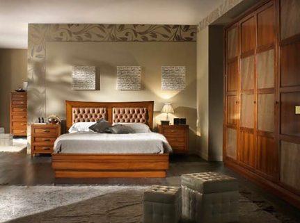 Spálňa Milano 01
