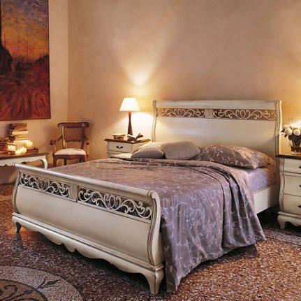 Manželská posteľ Md469