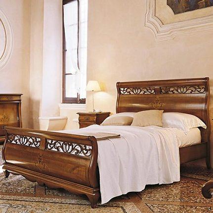 Manželská posteľ Md419