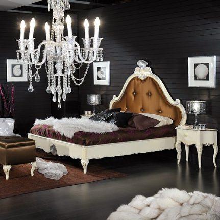 Luxusná manželská posteľ AV Living 1277
