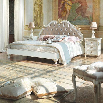 Manželská posteľ AVVF-0092
