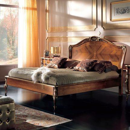Luxusná manželská posteľ LU0216N