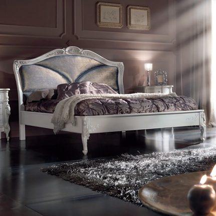 Luxusná manželská posteľ LU0216L
