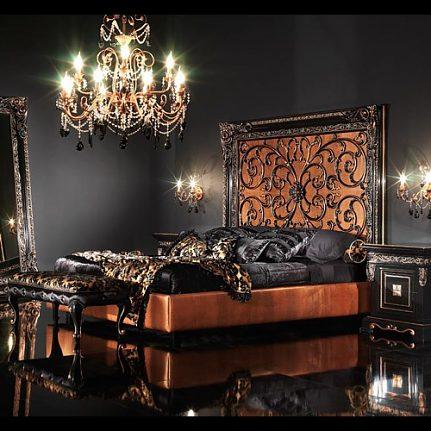Manželská posteľ BK4020AB