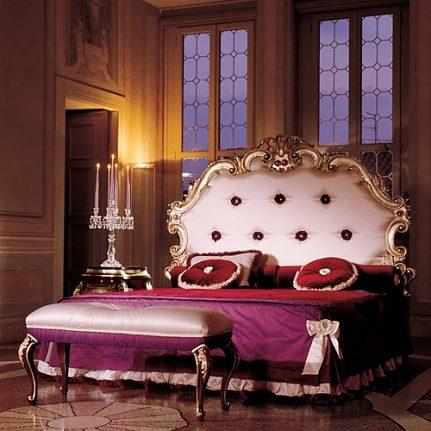 Luxusná manželská posteľ BK4550