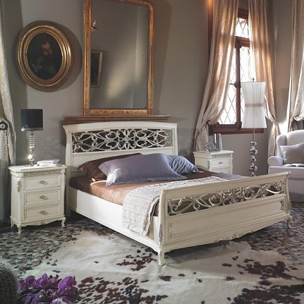 Manželská posteľ AVVF-0065-W