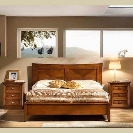 Manželská posteľ Ze13.002