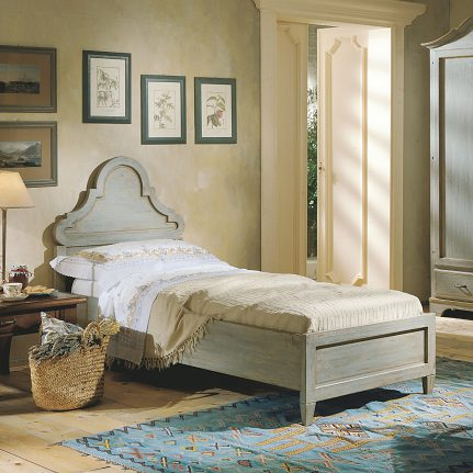 Rustikálna posteľ LM838T