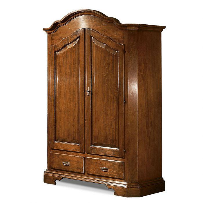 12251668c5f4 2-dverová šatníková skriňa so zásuvkami. Ďalšie odtiene dreva nájdete vo  vzorkovníku.