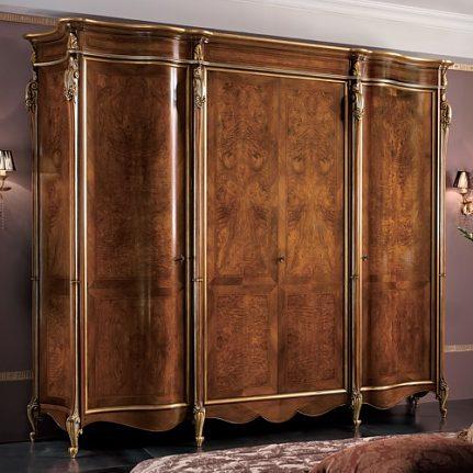 Luxusná šatníková skriňa LU0226F