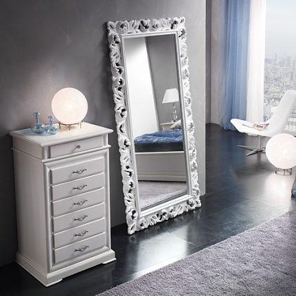 Barokové zrkadlo BL2175/A