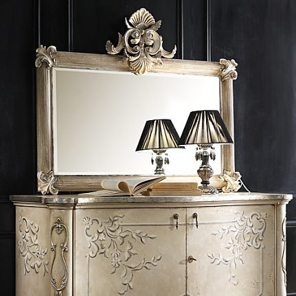 Barokové zrkadlo AA00SP10