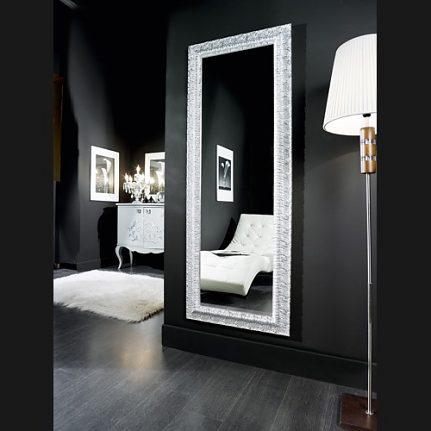 Hranaté obdĺžnikové zrkadlo AA00SP16