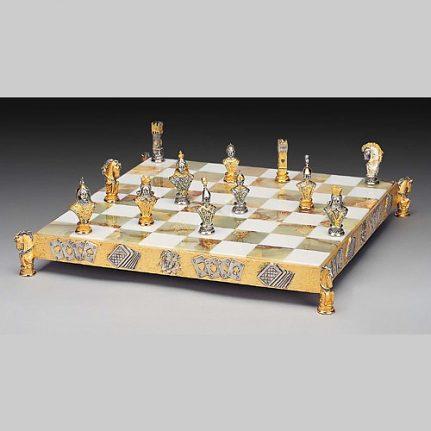 Komplet šachovnica so šachovými figúrkami K816CS