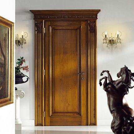 Dvere 1-krídlové BKDR101/L