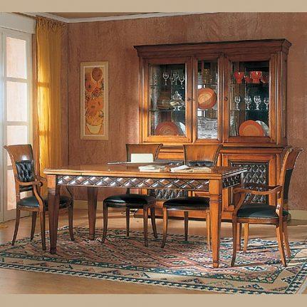 Rozkladací jedálenský stôl BK1016V2/T