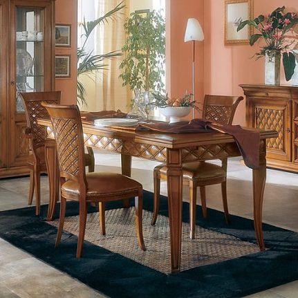 Rozkladací jedálenský stôl BK1016V2/T1