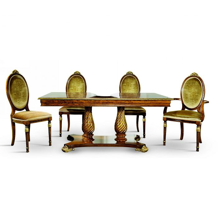 66613a786bc8 Jedálenský stôl Vanity 993-TI