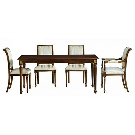 Jedálenský stôl Ľudovít XVI. Impero 902-TL