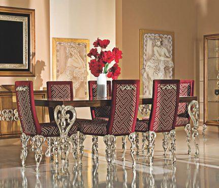 Jedálenský stôl BK1872/T