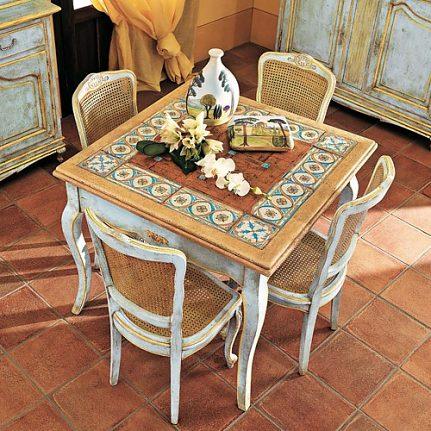 Jedálenský stôl ADTAV/10/RV