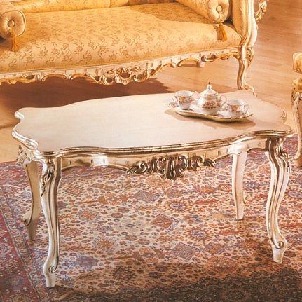 Barokový konferenčný stolík CAX2124