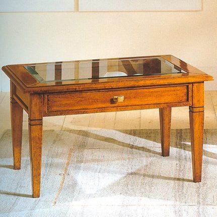Konferenčný stolík so sklom AGH788