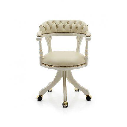 Ergonomické kožené kancelárske kreslo  AA0153P