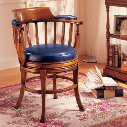 Luxusné kožené kancelárske kreslo OG Elba