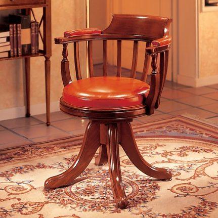 Luxusné kožené kancelárske kreslo OG Lipari