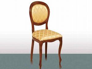 Stoličky krásne zapadli do interiéru